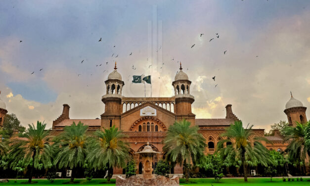 LHC has requested a report on the government's anti-smog program.