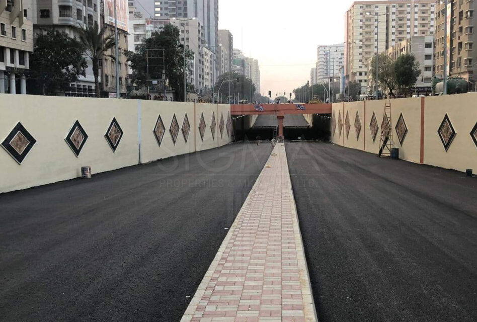 Sindh Government Announces to Name Shaheed-i-Millat Underpass as Umer Sharif